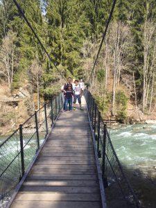 Turrian Hanging Bridge