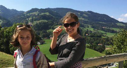 I love Switzerland!
