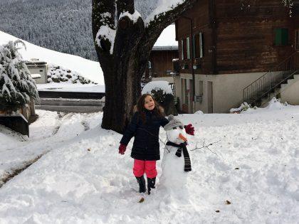 I love snow!!