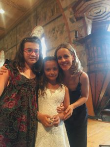 Our Piccoli Virtuosi with Sol Gabetta